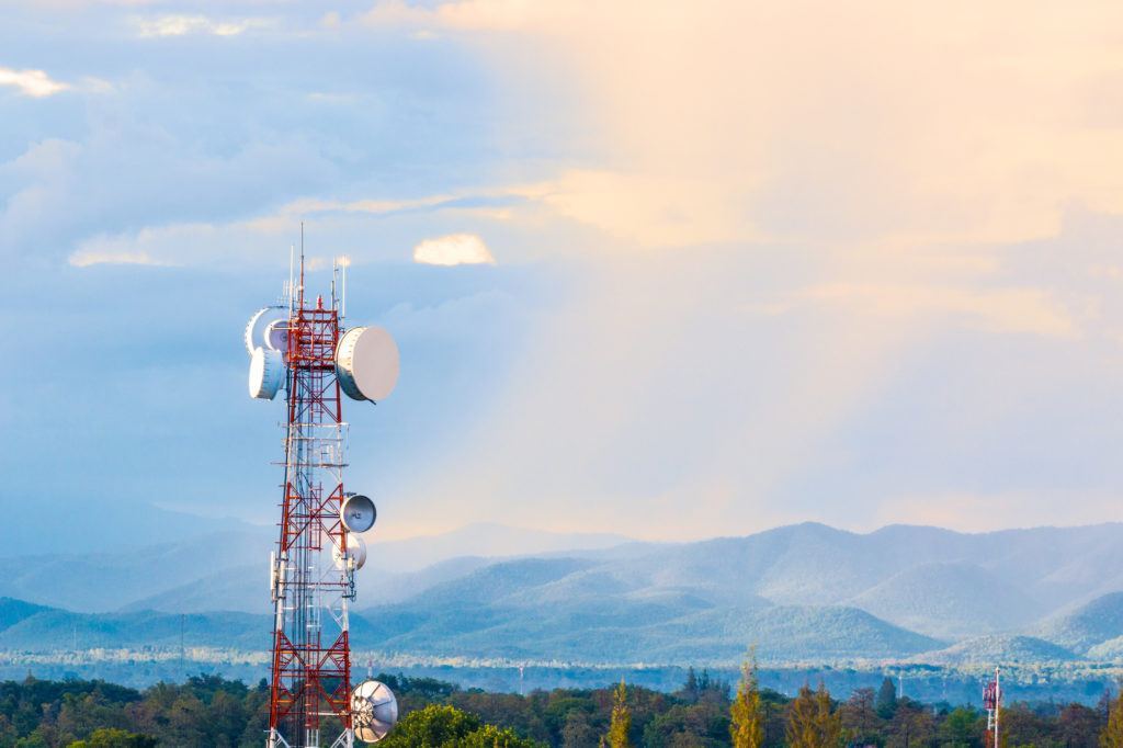 cell tower leases