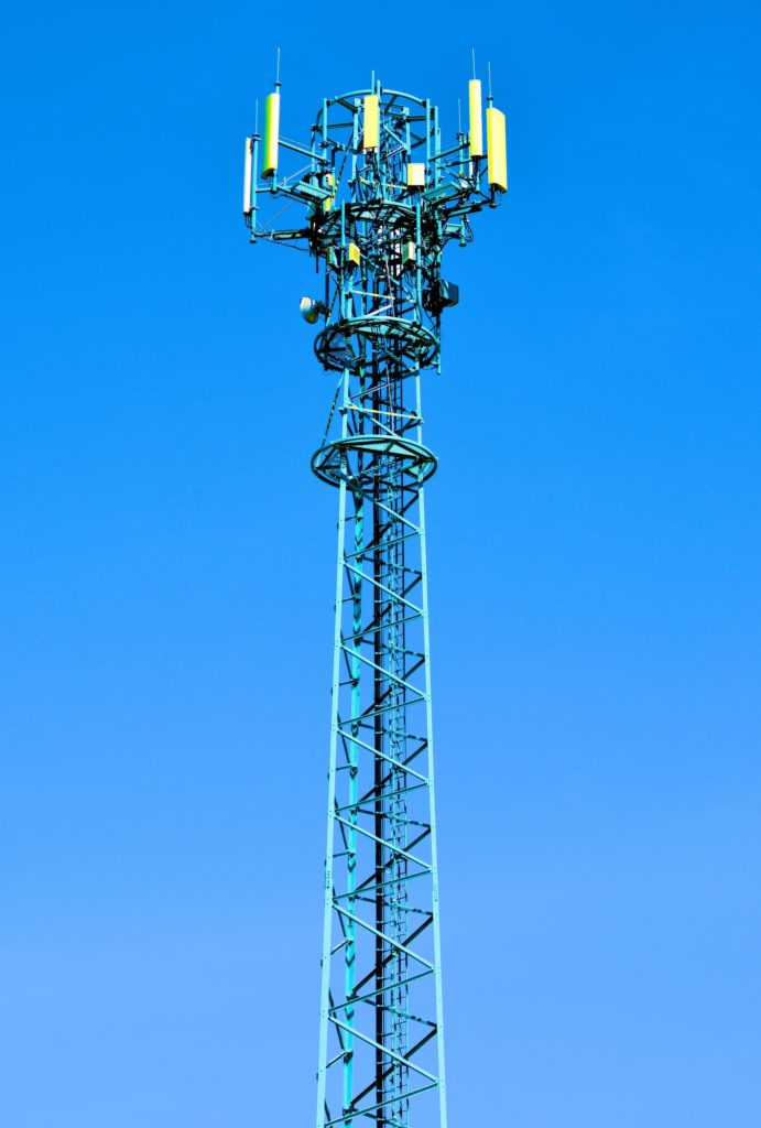 cell tower land lease
