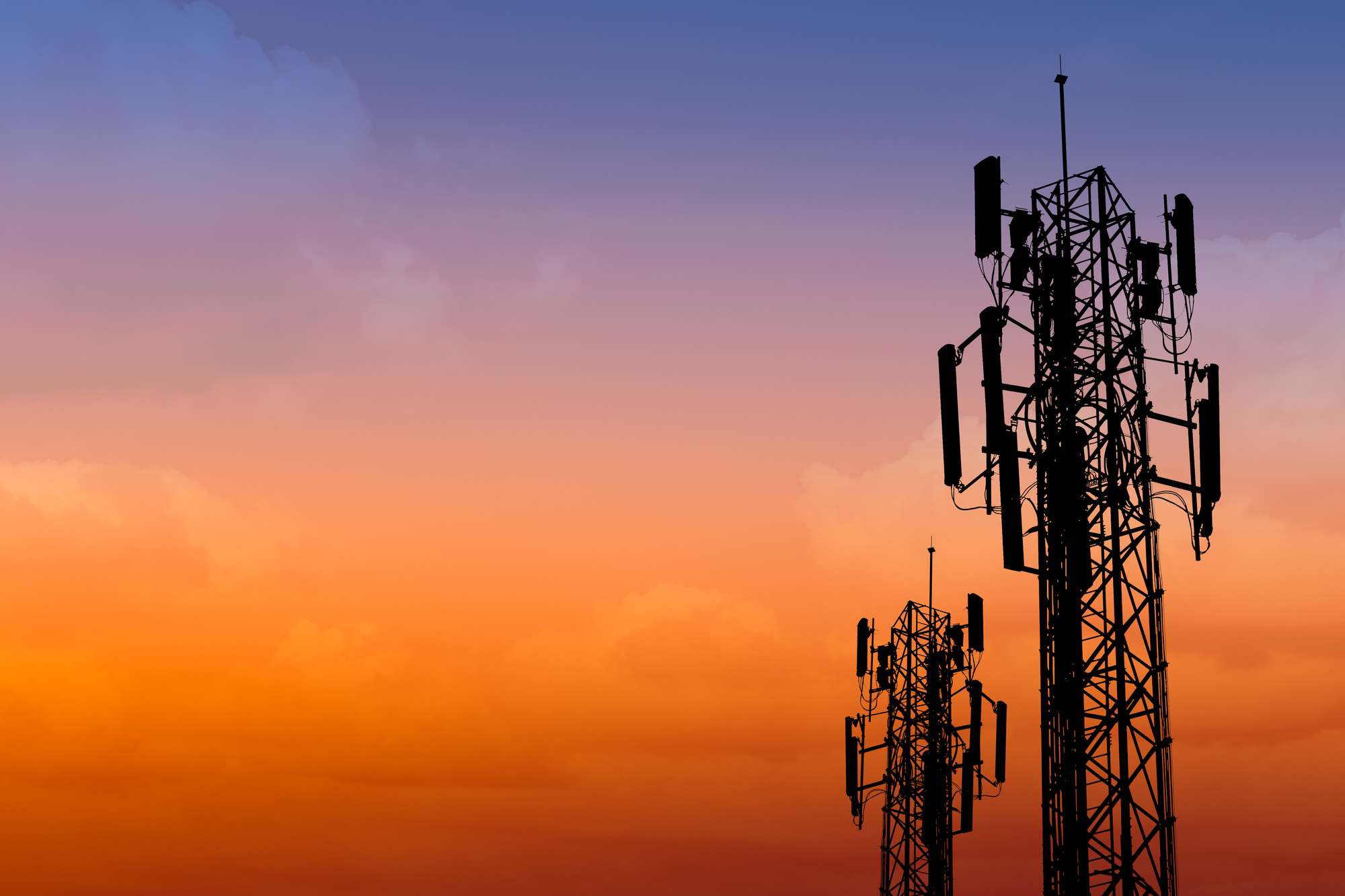 cellular tower leasing